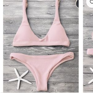 Zaful Swim - NWT Zaful Scoop Neck Bikini